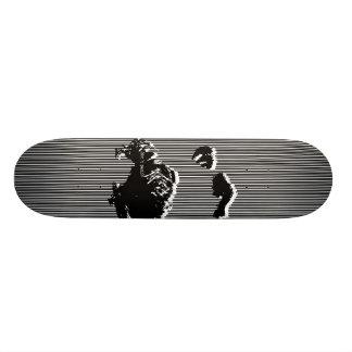 don't panic, nietzsche skateboard decks