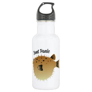 Dont Panic 18oz Water Bottle