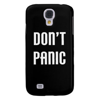 Don't Panic Samsung Galaxy S4 Case