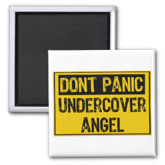 Dont Panic- Undercover Angel Magnets