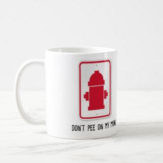 don't pee on my mug