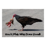 Don't Play With Your Food! Poster