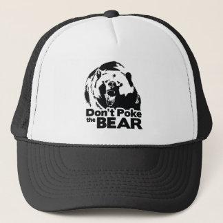 Dont Poke the Bear Trucker Hat