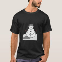 Don't Preach to the Snowman T-Shirt