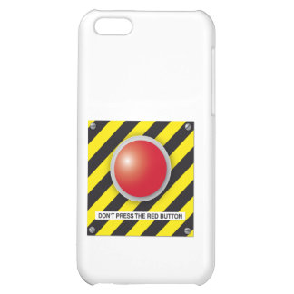 don't press the red button iPhone 5C covers