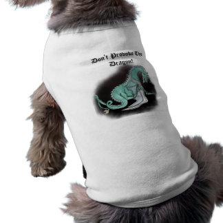 Don't Provoke The Dragon! T-Shirt