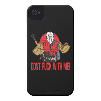 Dont Puck With Me iPhone 4 Case-Mate Case
