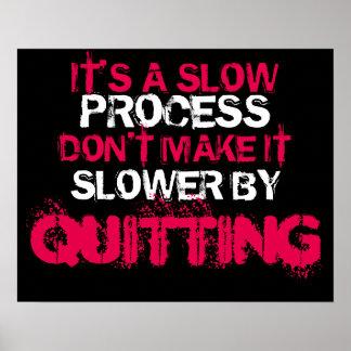 Don't Quit Motivational Poster