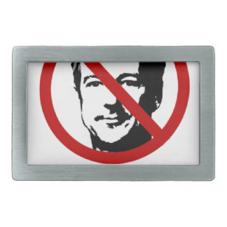 Don't Rand on Me! Belt Buckle