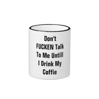 Don't Ringer Mug