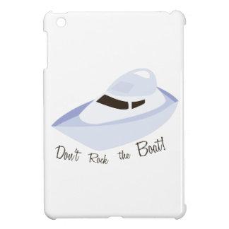 Don't Rock The Boat! iPad Mini Covers
