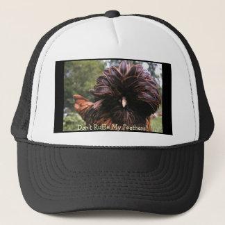 Don't Ruffle My Feathers! Trucker Hat