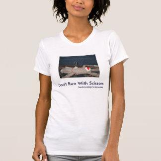 Don't Run With Scissors T-Shirt