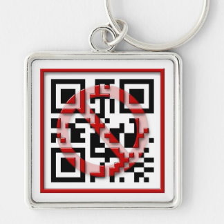 Don't scan me. keychains