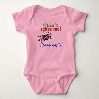 Don't Scare Me _ Infant Baby Bodysuit