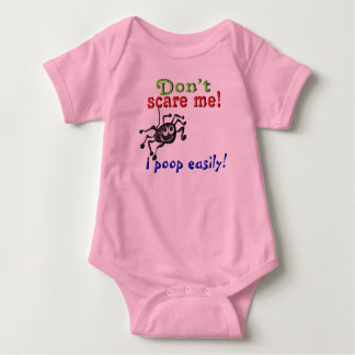Don't Scare Me _ Infant Shirts