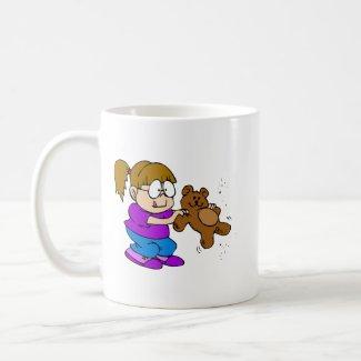 Don't Shake my Stuffing! mug
