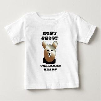 Don't shoot collared bears baby T-Shirt