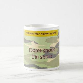 Don't shoot I'm short Mugs