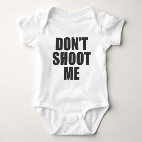 Don't Shoot Me - Festival Apparel Baby Bodysuit