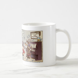 Don't Shoot The Pianist Coffee Mug
