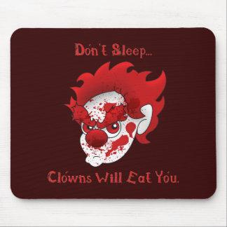 Don't Sleep... Mouse Pad