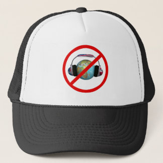 Don't Spy The World Trucker Hat