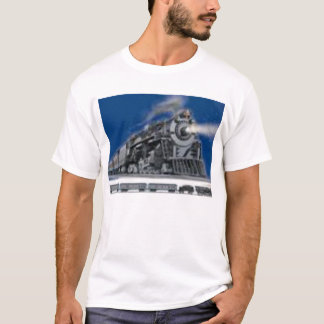 Don't Stand on the Tracks When Train is coming  T-Shirt