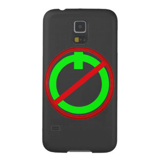 Don't Start Button Case For Galaxy S5