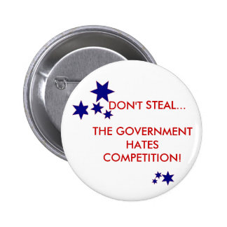 Don't Steal! Pins