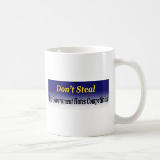 don't steal coffee mug