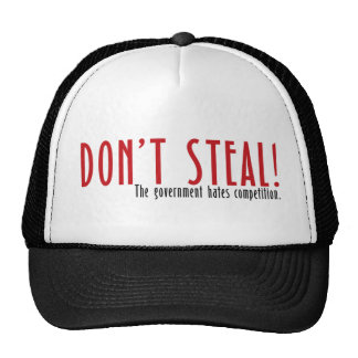 Don't Steal Hat