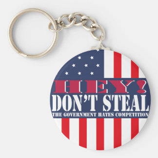 Don't Steal Keychain