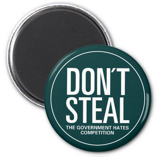 Don't Steal Fridge Magnets