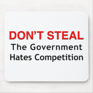 Don't Steal Mouse Pad