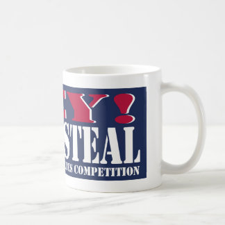 Don't Steal Coffee Mug
