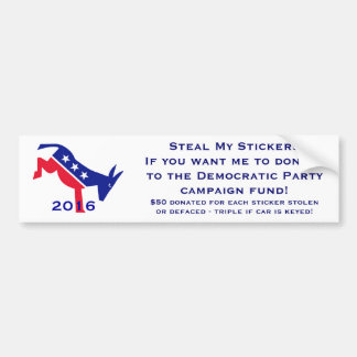 (Don't) Steal My Stickers