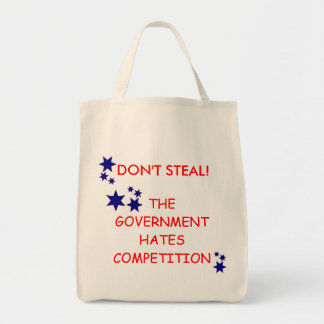 Don't Steal! Tote Bag