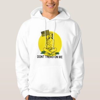 Dont Stomp On My Head Hoodie