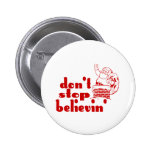 Don't Stop Believin' Button