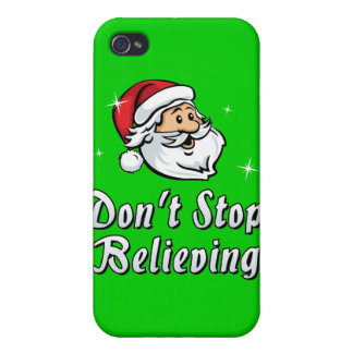 Don't Stop Believing Case For iPhone 4