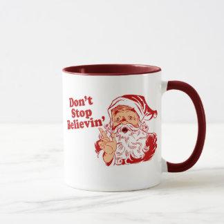 Dont Stop Believing Mug