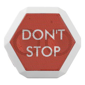 Don't Stop Sign Speaker