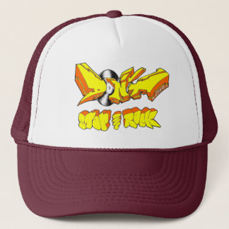 Dont stop the rock - Trucker Hat