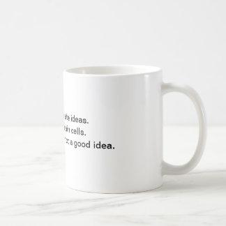 Don't stress coffee mug