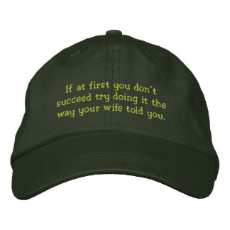 Don't Succeed - Funny hat