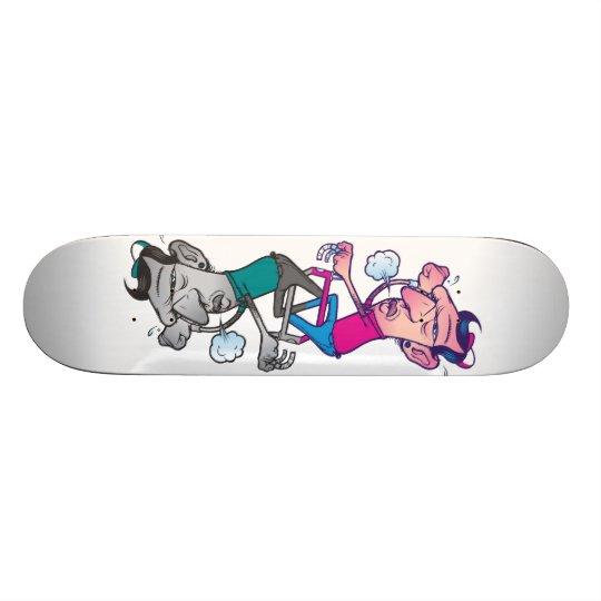 Don't Sweat It Skateboard