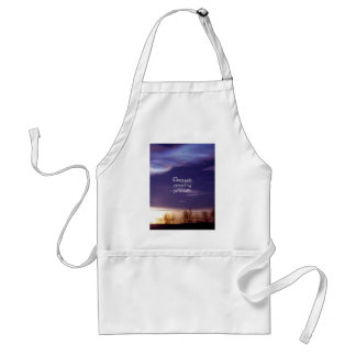 Don't Take Everything Personally Adult Apron