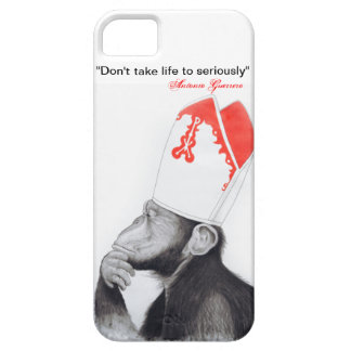 Don't take life to seriously iPhone SE/5/5s case