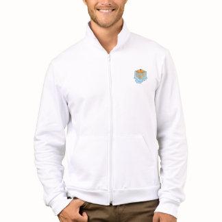 American Apparel California Fleece Zip Jogger